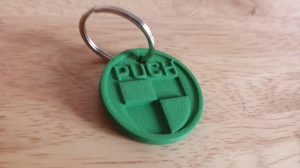 Puch Keychain